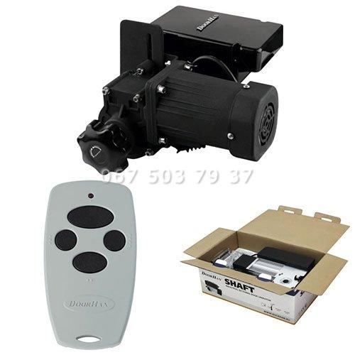 Автоматика для секционных ворот DoorHan Shaft-20 Kit комплект