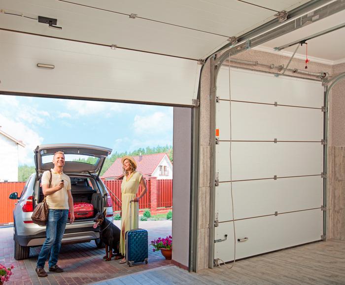 Максимальная высота ворот серий Trend и Classic увеличена до 3250 мм по всей ширине размерной сетки