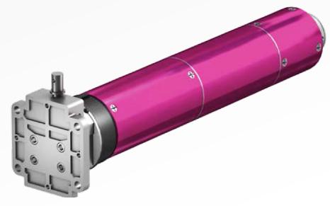 Новая модель в ассортименте электроприводов Alutech для роллетных систем с большой массой полотна