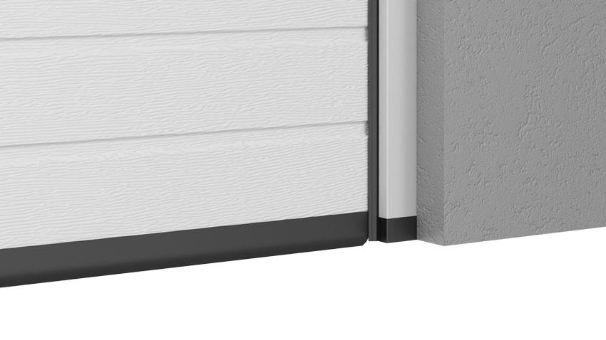 Защита от коррозии гаражных ворот Trend